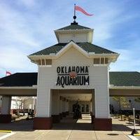 Foto tomada en Oklahoma Aquarium por Eric L. el 2/15/2013