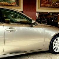 Photo taken at Lexus of Glendale by Sam B. on 3/4/2014