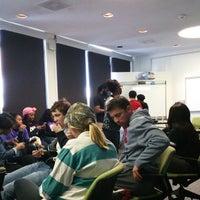 Photo taken at Danna Center - Loyola University by Westley B. on 1/19/2015