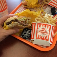 Photo taken at Whataburger by Ernesto G. on 4/14/2014