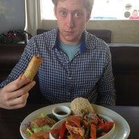 Photo taken at California Vegan Restaurant by Sarah G. on 11/16/2012