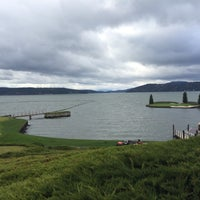 Photo taken at Coeur d'Alene Golf Club by Dino D. on 4/18/2014