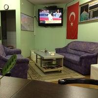Photo taken at Merkez Camii by Mesut A. on 4/19/2014
