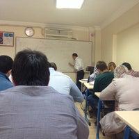 Photo taken at düzey dershanesi by Erkan P. on 3/26/2014