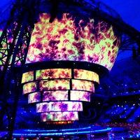 Photo taken at Kazan-Arena by Alexey A. on 7/4/2013