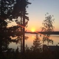 Photo taken at Kiljavanranta by Lina B. on 8/4/2014