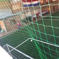 Photo taken at Sonanto Fútbol y Eventos 0973575543 - 0984208508 by Antonio R. on 7/10/2014