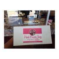 Photo taken at Pink Frosting Cupcakes by Anelson on 1/18/2014