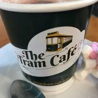 Снимок сделан в The Tram Café пользователем Rosangela S. 8/29/2018