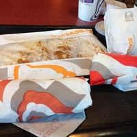 Photo taken at Taco Bell by Lindsey S. on 3/30/2014