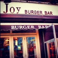Photo taken at Joy Burger Bar by PHUDE-nyc on 6/29/2013