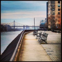 Photo taken at Carl Schurz Park by PHUDE-nyc on 3/22/2013