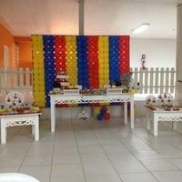 Photo taken at Centro Educacional Omni by Edson Luiz P. on 2/15/2013