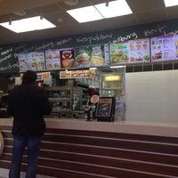 Photo taken at Burger King by Sergey A. on 4/5/2016