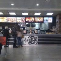 Photo taken at Burger King by Sergey A. on 11/1/2013