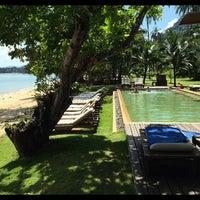 Photo taken at Koh Yao Island Resort by Victoria V. on 12/5/2014