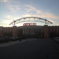 Photo taken at AMC Town Center 20 by Jamel M. on 11/14/2012