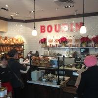 Photo taken at Boudin Bakery Café Macy's Kiosk by Alex W. L. on 12/13/2012
