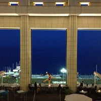 Photo taken at Hyatt Regency Nice Palais de la Mediterranee by Andrew R. on 6/11/2013