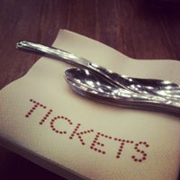 Foto tomada en Tickets por MaG el 1/16/2013