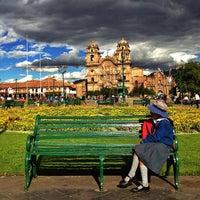 Foto tomada en Plaza de Armas de Cusco por Gabriel L. el 5/21/2013