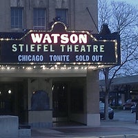 Photo taken at Stiefel Theatre by Carmen T. on 4/23/2013