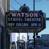 Photo taken at Stiefel Theatre by Carmen T. on 4/12/2013