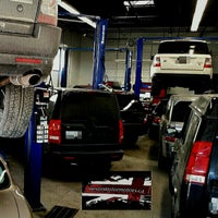 Photo taken at Westminster Motors by Avo D. on 3/19/2015