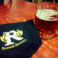 Photo taken at Rentsch Brewery by ps r. on 10/30/2016