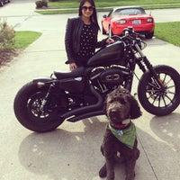 Photo taken at Lucky Harley-Davidson by Reneta T. on 4/28/2014