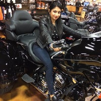 Photo taken at Lucky Harley-Davidson by Reneta T. on 4/27/2014