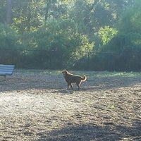 Photo taken at Bear Branch Dog Park by Patricia M. on 9/23/2015