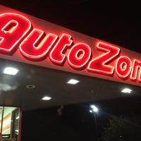 Photo taken at AutoZone by NancyM on 9/27/2013