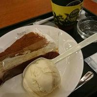 Photo taken at Tully's Coffee by Samikko 1. on 2/20/2016