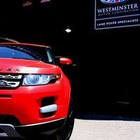 Photo taken at Westminster Motors by Westminster Motors on 1/16/2014