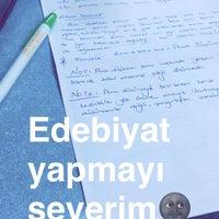 Photo taken at Özel Aşama Anadolu Lisesi by Melissa on 12/16/2015