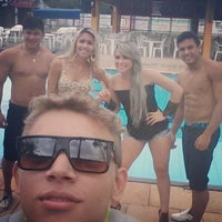 Photo taken at Paráclube by Matheus S. on 8/6/2014