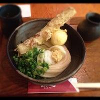 Photo taken at さぬきうどん専門店 讃也 by IKUBON on 9/14/2012