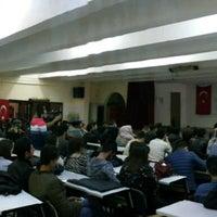 Photo taken at Ahi Evran Üniversitesi Teknik Bilimler Meslek Yüksekokulu by İlker T. on 3/29/2017