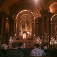 Photo taken at Old Saint Mary's Catholic Church by Terry K. on 12/25/2012