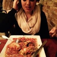 Photo taken at Pastalina's by Gabriella B. on 2/1/2015
