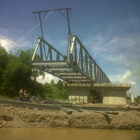 Photo taken at Gerbang Tol Pondok Gede Timur by Engineering S. on 2/13/2014