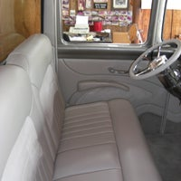 Photo taken at Complete Auto Upholstery by Complete Auto Upholstery on 1/22/2014