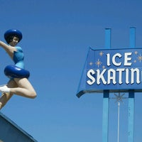 Photo taken at Pickwick Ice Center by Dr Aaron S. on 9/24/2012