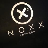 Photo taken at NOXX Antwerp by Joogle M. on 1/18/2013