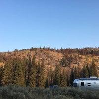 Photo taken at Slough Creek Camp Ground by GօմԵհɑʍ Տ. on 9/2/2017