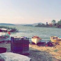 Photo taken at Gölyazı Aile Balık Evi by Danah A. on 8/6/2015