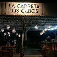 Photo taken at LA CARRETA LOS CABOS by Cecilia G. on 12/17/2014