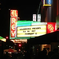 Photo taken at El Rey Theatre by Jason R. on 2/13/2013