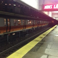Photo taken at MBTA Malden Center Station by Martin G. on 11/13/2012